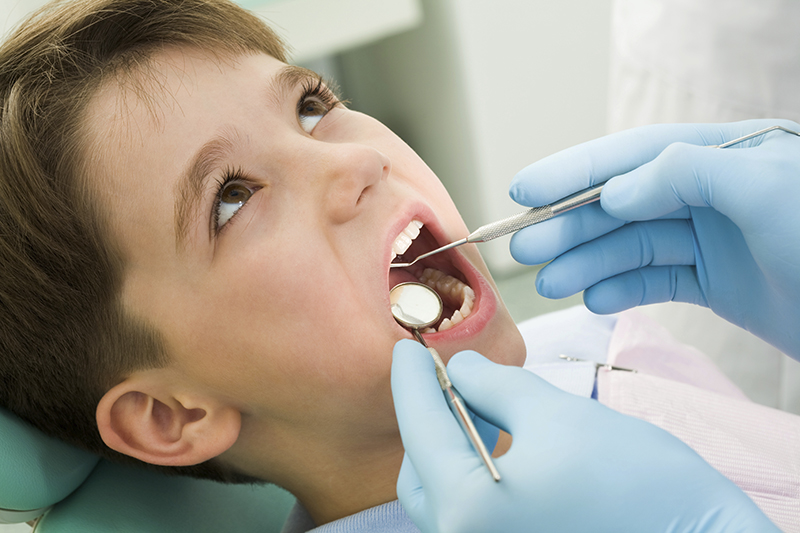اهمیت حفظ و نگهداری دندانهای شیری